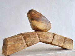jo peters beeldhouwer expositie Rusland